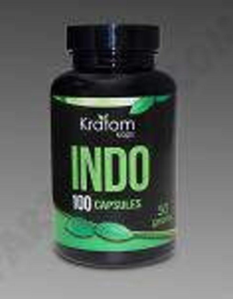 Kratom Kaps Kratom Kaps Indo 50g 100ct Bottle