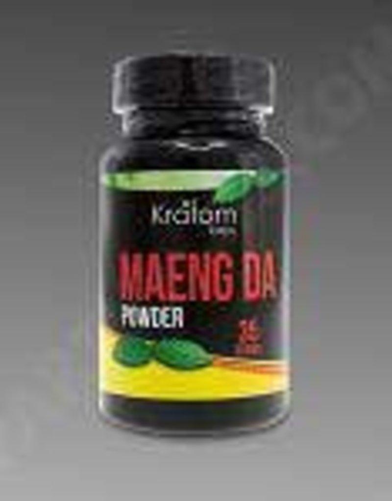 Kratom Kaps Kratom Kaps Maeng Da 35g Powder Bottle