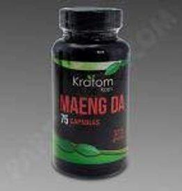 Kratom Kaps Kratom Kaps Maeng Da 37.5g 75ct Bottle