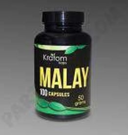 Kratom Kaps Kratom Kaps Malay 50g 100ct Bottle