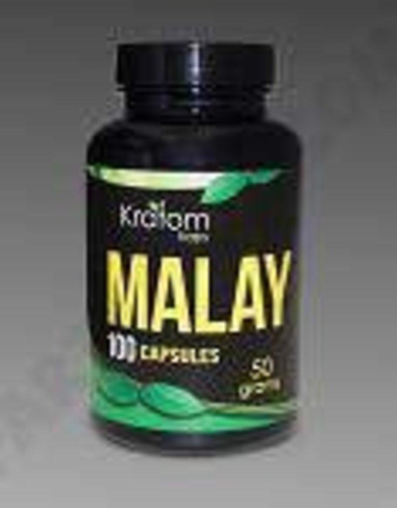 Kratom Kaps Kratom Kaps Malay 50g 100ct Bottle