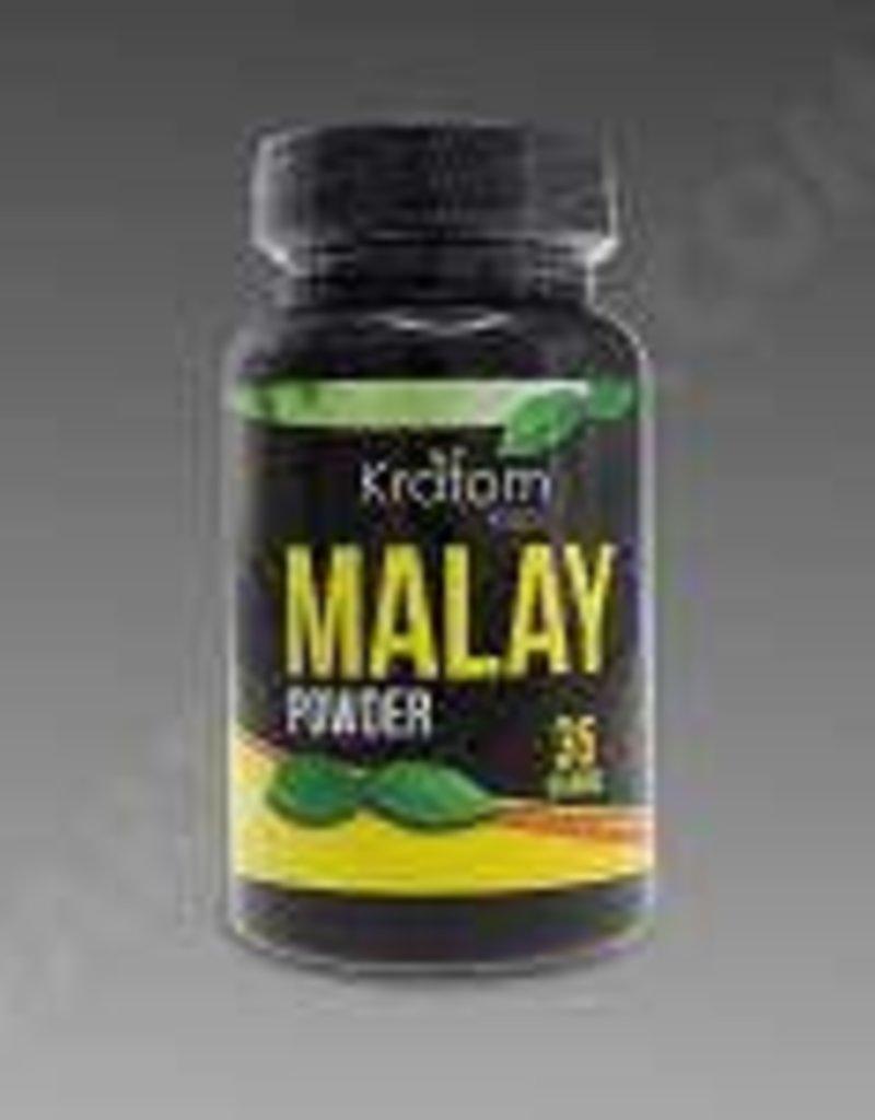 Kratom Kaps Kratom Kaps Malay 35g Powder Bottle