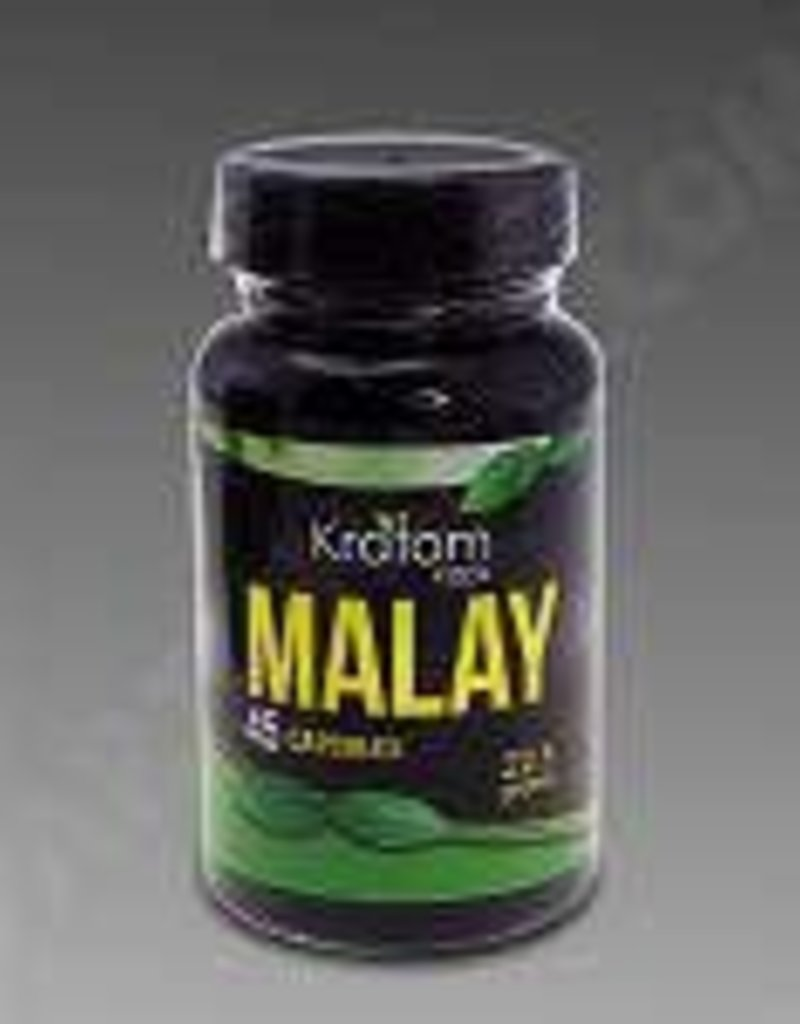 Kratom Kaps Kratom Kaps Malay 22.5g 45ct Bottle