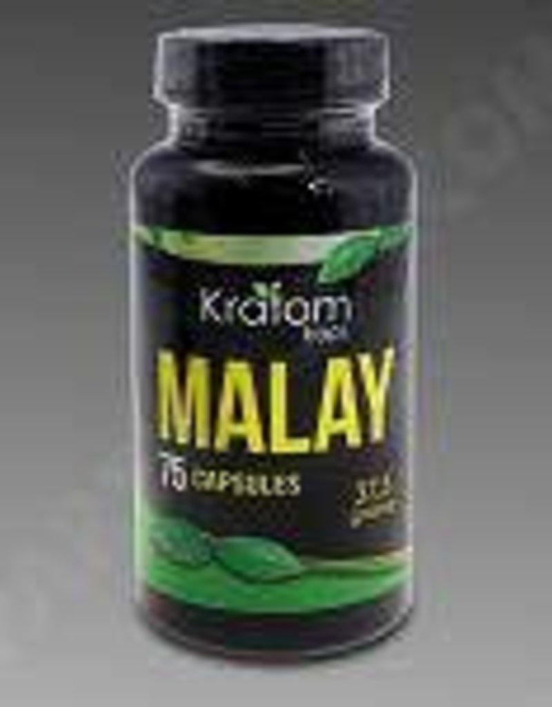 Kratom Kaps Kratom Kaps Malay 37.5g 75ct Bottle