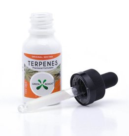 GWR Pharmaceuticals Green Roads 100mg 15ml CBD Terpenes Original Nectar