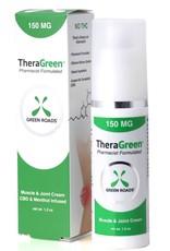GWR Pharmaceuticals Green Roads 150mg CBD Pain Cream