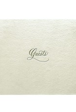 Oblation Papers & Press hardbound guest books - cream coptic guest book