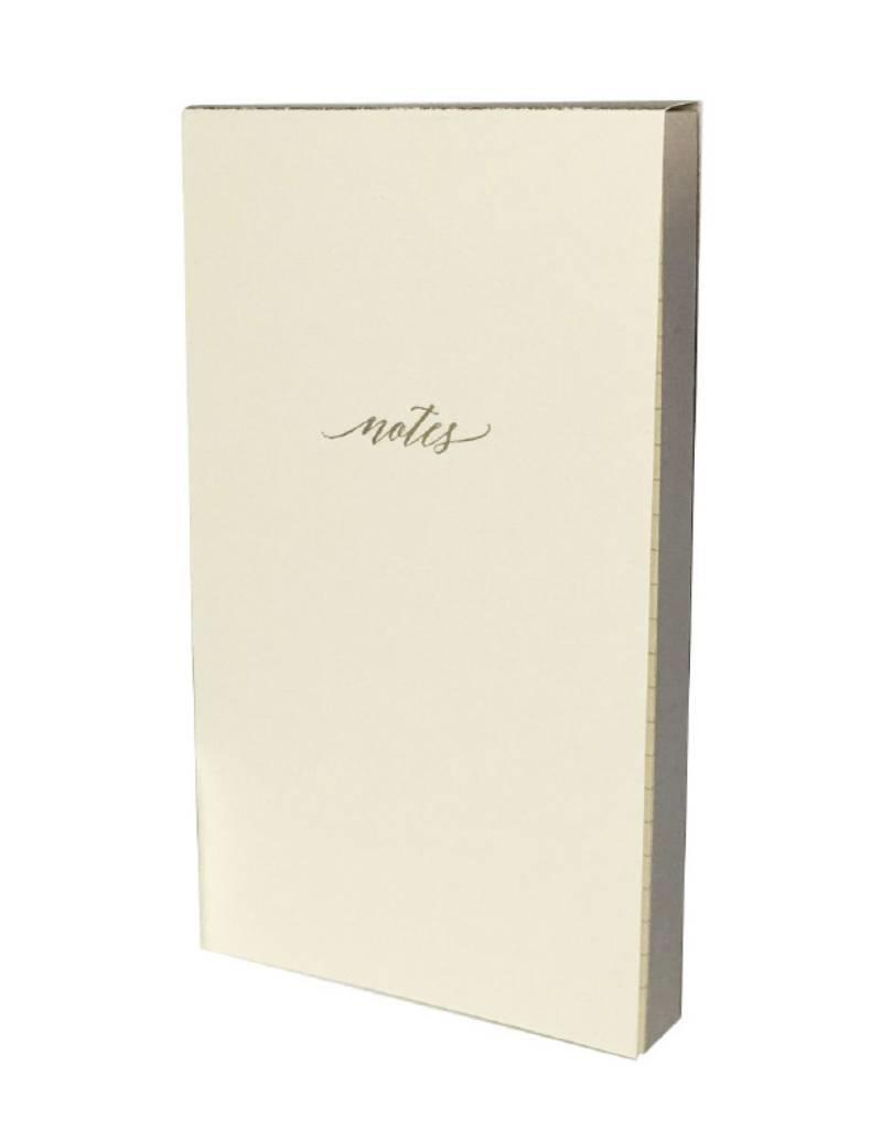 Oblation Papers & Press note pads - script