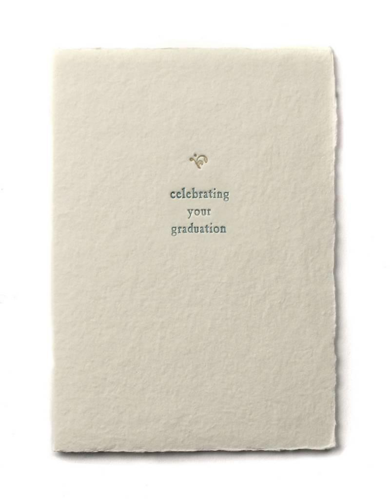 Oblation Papers & Press small salutations - celebration