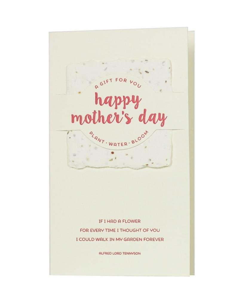 Oblation Papers & Press wildflower mix notes - happy mother's day