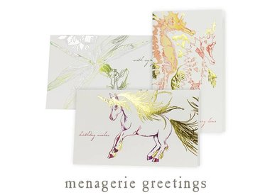 menagerie greetings