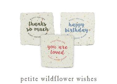 petite wildflower wishes