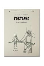 HWG portland calendar