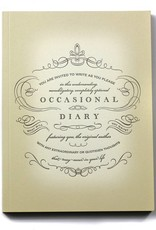 Oblation Papers & Press journals & sketchbooks - occasional diary