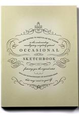 Oblation Papers & Press journals & sketchbooks - occasional sketchbook