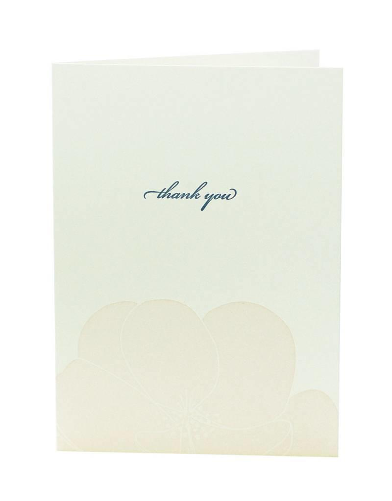 Oblation Papers & Press thank you notes - bloom