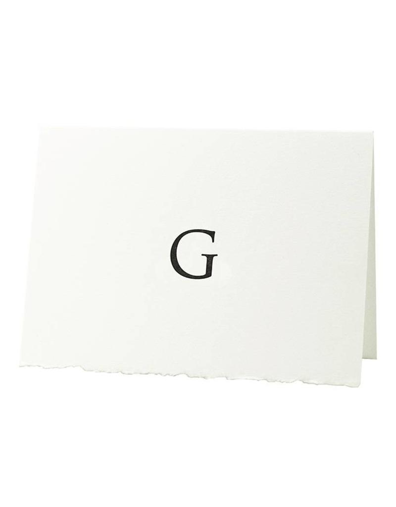 Oblation Papers & Press trajan monograms - g