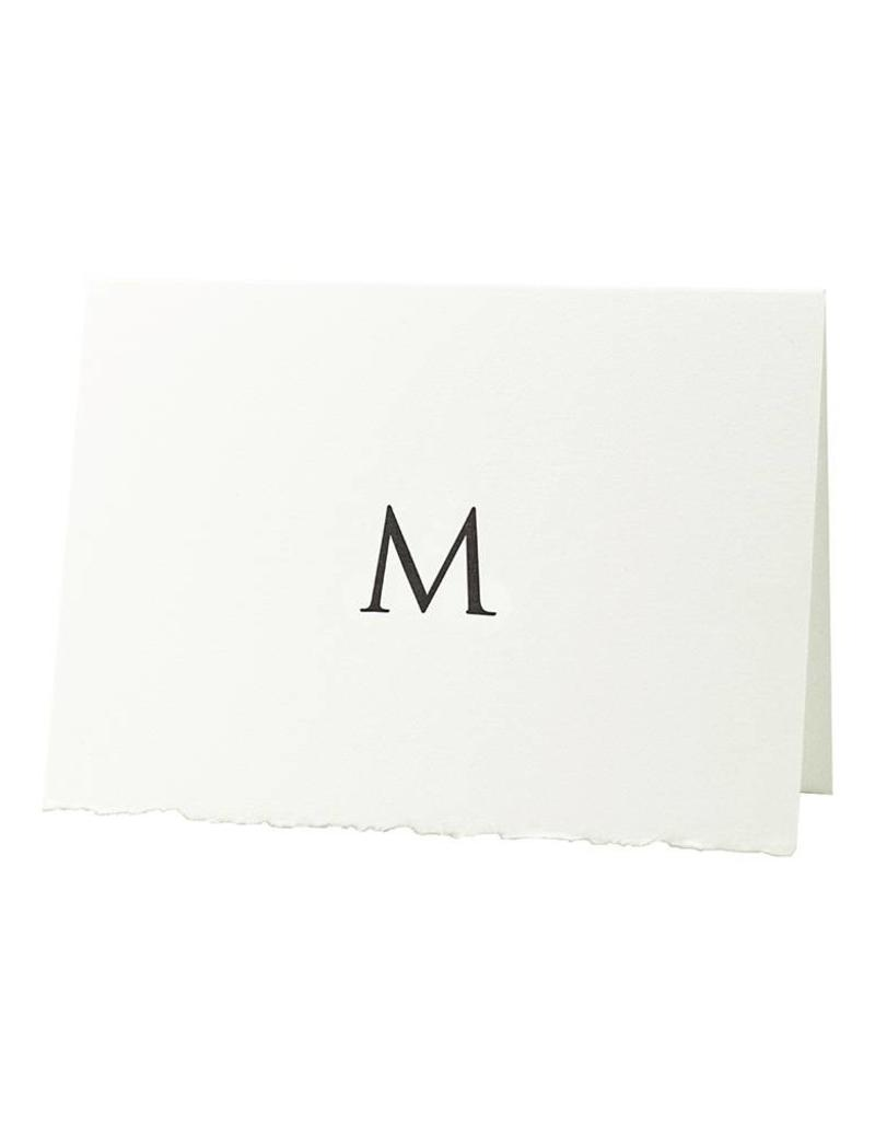 Oblation Papers & Press trajan monograms - m