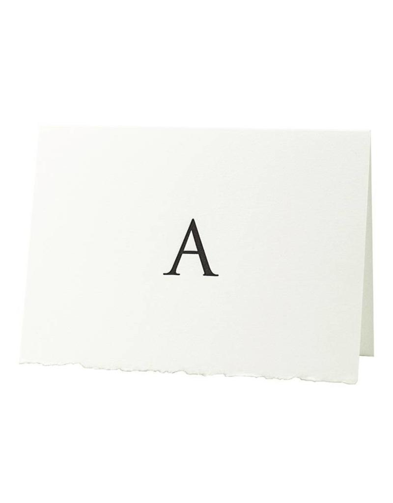 Oblation Papers & Press trajan monograms - a