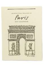 HWG paris calendar