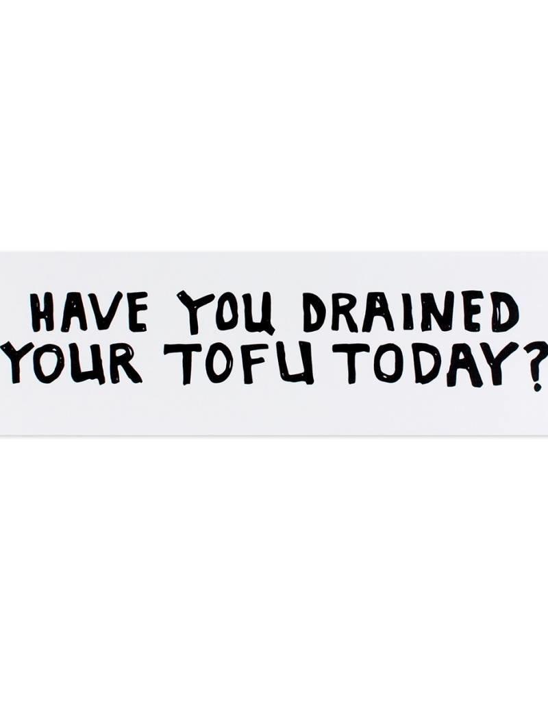 HWG tofu