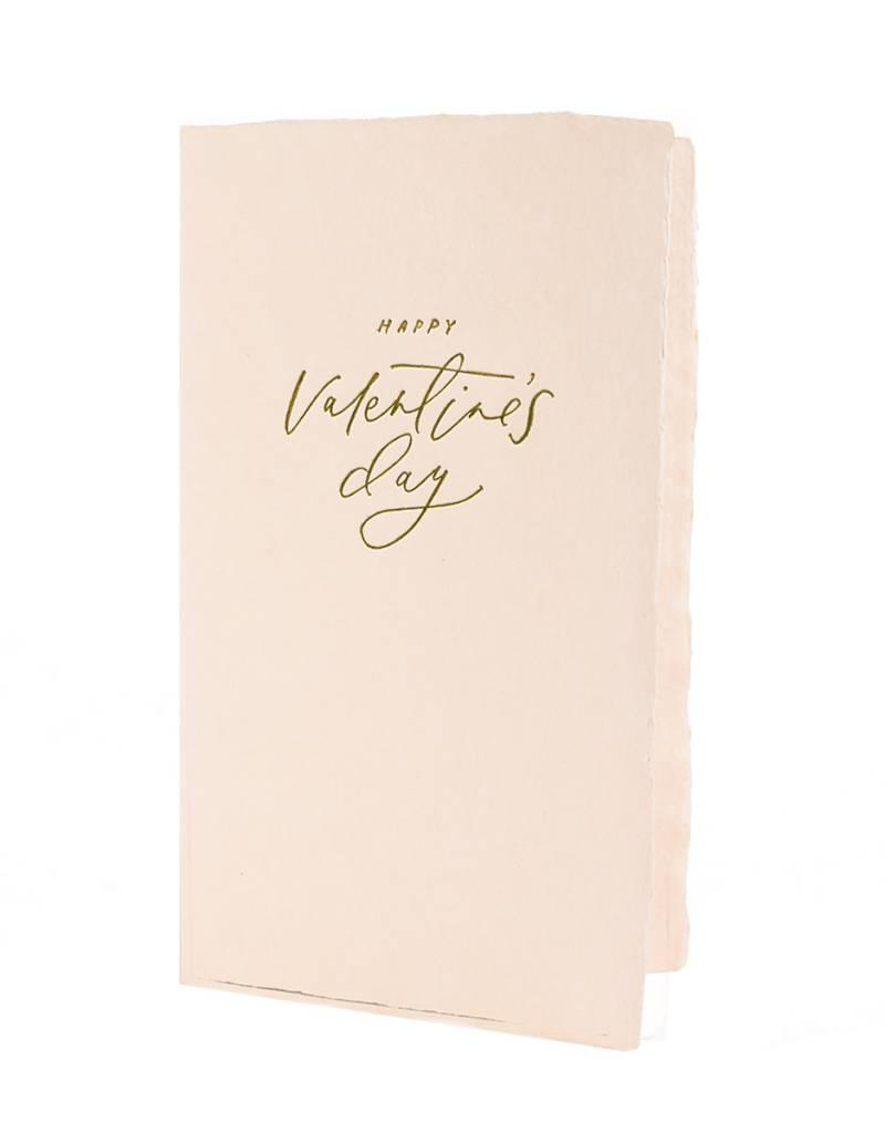 Oblation Papers & Press calligraphy notes - valentine