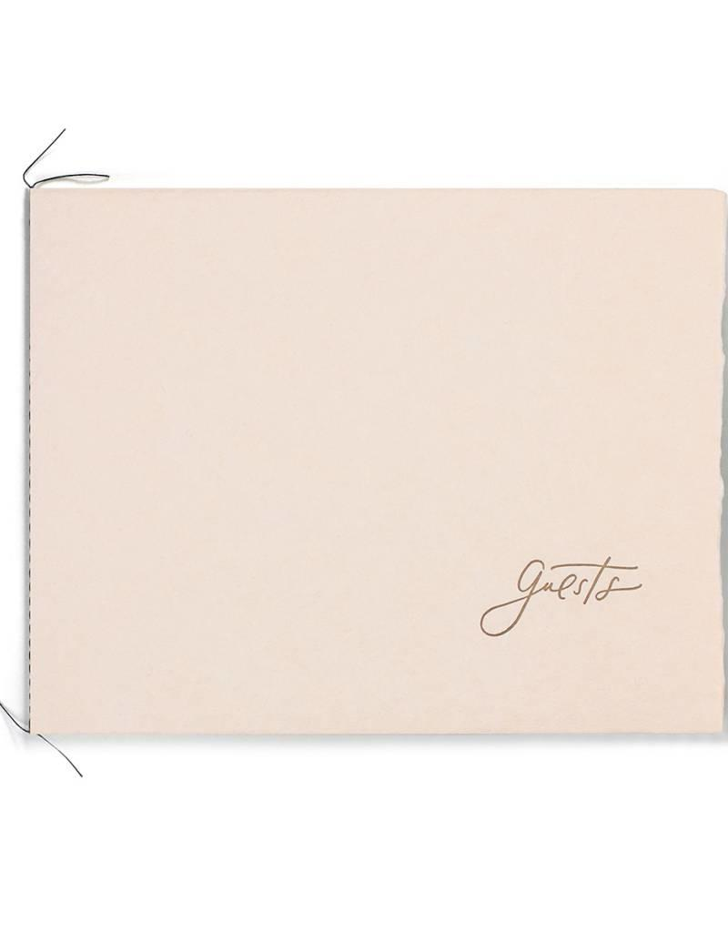 Oblation Papers & Press guest book  - 109