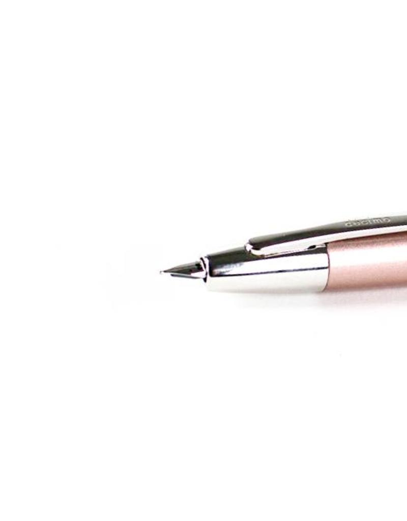 Pilot pilot - vanishing point decimo champagne fountain pen