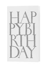 Oblation Papers & Press stonecarved greetings - happy birthday