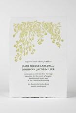 Oblation Papers & Press Jamie Invitation