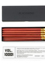 Blackwing Limited Edition Red Stained Wood #10001