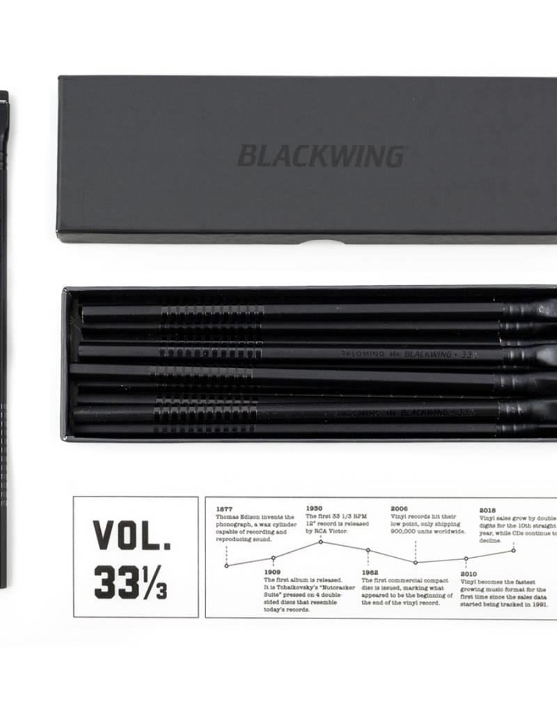 Palomino Blackwing Volumes 33 1/3