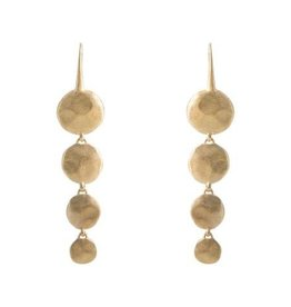 ALEXA WATERFALL EARRINGS GOLD