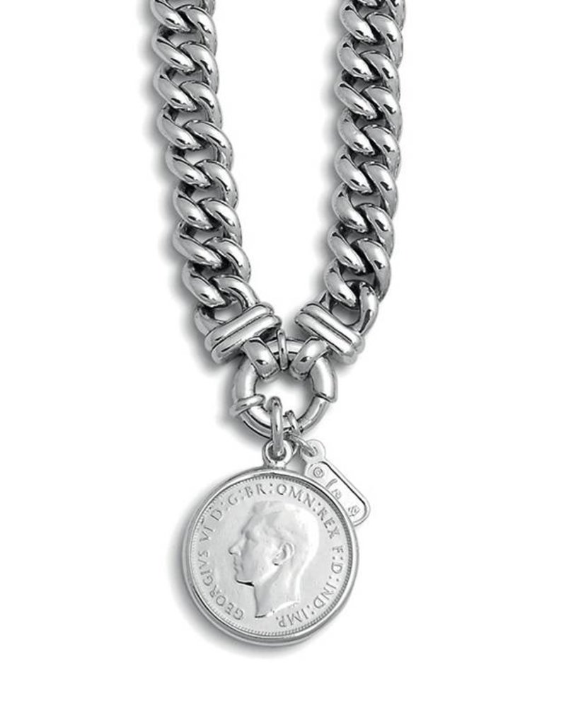 SMALL MAMA FLORIN NECKLACE