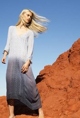 GISELLE DRESS DIP DYE
