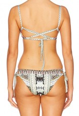 CAMILLA SPELL BOUND LACE UP BIKINI