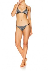 CAMILLA TRIBAL THEORY BEADED TRI BIKINI