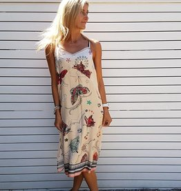 ODD MOLLY DEARLY SLIP DRESS