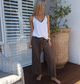 MELA PURDIE RETREAT PANT NUTMEG