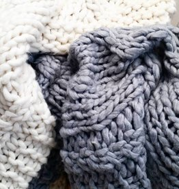 INAYA THROW BLANKET