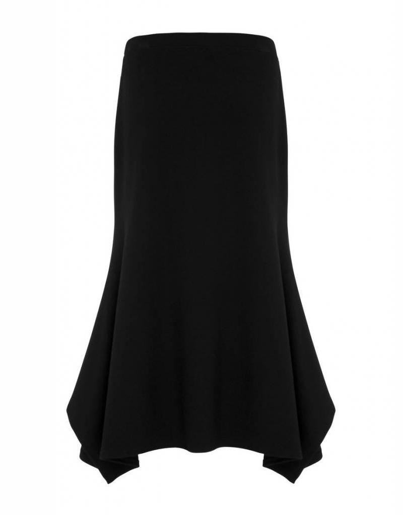 MELA PURDIE ENVELOPE SKIRT BLACK