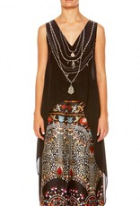 CHAMBER OF REFLECTIONS HIGH LOW CROSS OVERLAY TOP