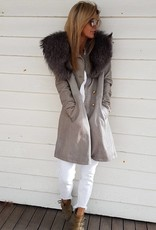 SIXTY DAYS  LOVE COAT DELUX SHADOW