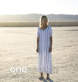 ONESEASON LIDO DRESS TULUM YARN DYE