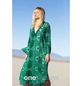 ONE SEASON GENIE DRESS CORSICA EMERALD