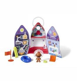 Le vaisseau spatial d'Harvey - Ensemble de jeu portable