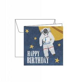 Carte de souhaits - Astronaute