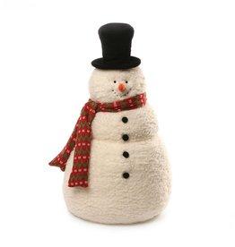 Brrr le bonhomme de neige