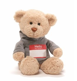 Gray l'ours - Hello my name is...