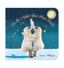 Livre en tissu - On the Night You Were Born